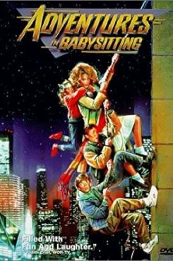 Adventures in Babysitting graphic