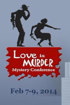 Love is Murder Mystery Conference